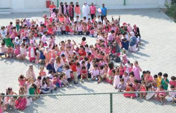 Pink Day for Cancer Awareness